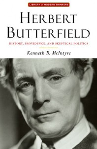Herbert Butterfield by Kenneth McIntyre