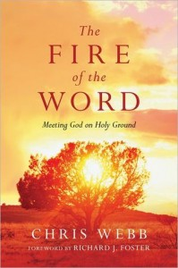 The Fire of the Word - Chris Webb