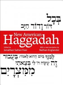 New American Haggadah - Jonathan Safran Foer [Review]