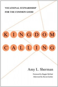 Amy Sherman - Kingdom Calling