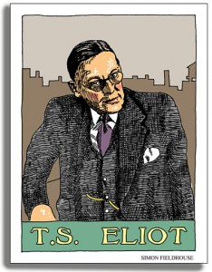T.S. Eliot - Morning at the Window