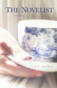 Book Giveaway - The Novelist by L.L. Barkat