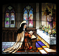 St. Teresa of Avila - Christ has no Body