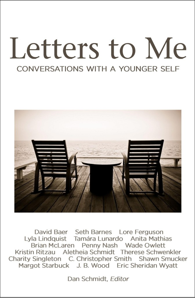 C. Christopher Smith - Letters to Me - Excerpt