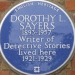 Dorothy Sayers - Where to Start with her Mystery Novels?