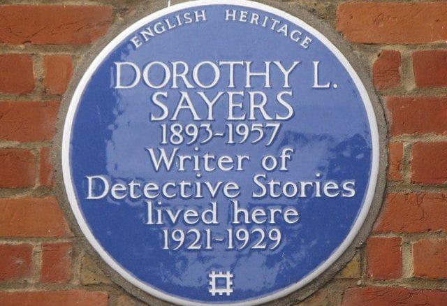 Mysteries - Dorothy Sayers Mystery Novels