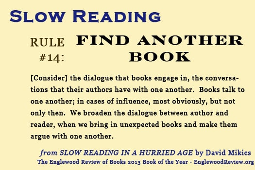 Slow Reading-Rule 14
