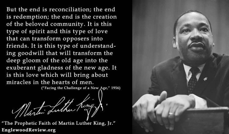 Dr Martin Luther King Quotes Enchanting Martin Luther King Jr His Prophetic Faith In 48 Quotes The