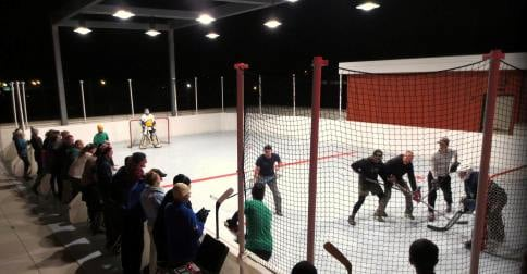 Englewood-Hockey