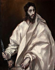 El_Greco_-_St._Bartholomew
