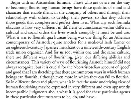 Aristotle - Desire