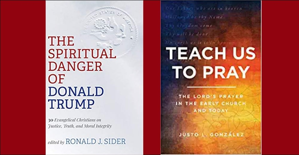 Theology Books June 2020