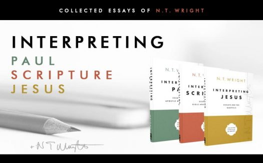 N.T. Wright Book Giveaway