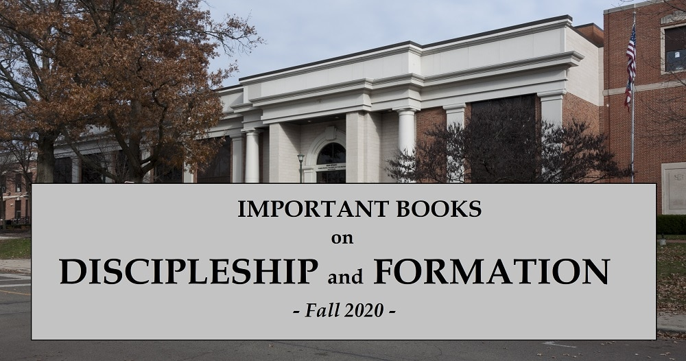 Discipleship and Formation Books