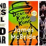 Twelve Important Fiction Books of 2020!!!