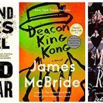 Twelve Important Fiction Books of 2020!!!