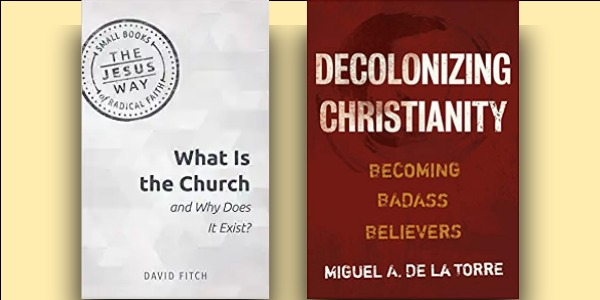 Theology Books March 2021
